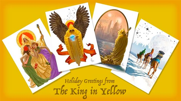 kinginyellow_xmascards